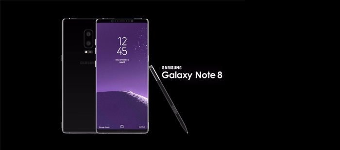 Galaxy Note 8 - за 1200 $
